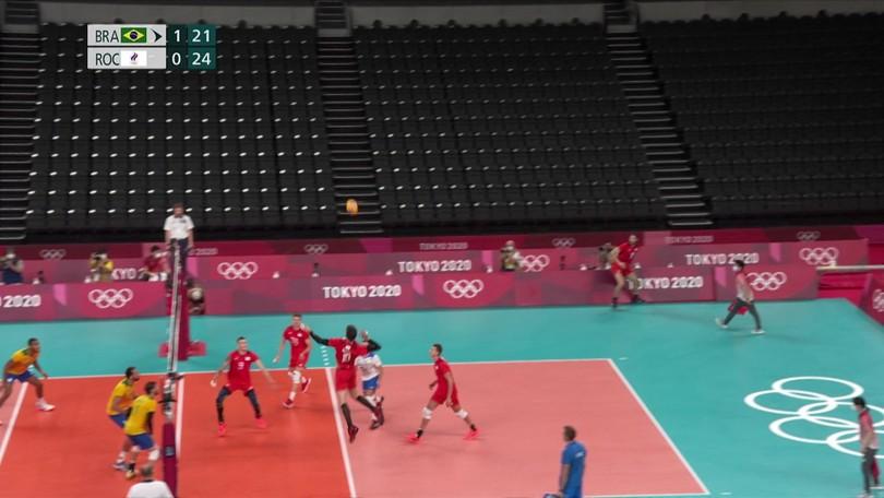 """Volêi: Renan Dal Zotto vê bronze como obrigação após queda: """"Temos de estar no pódio"""""""