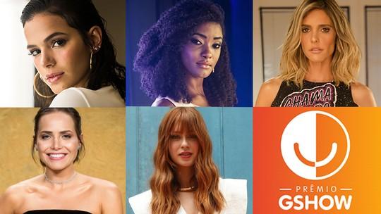 Prêmio Gshow 2018: veja momentos das famosas que concorrem na categoria 'A Crush do Ano'