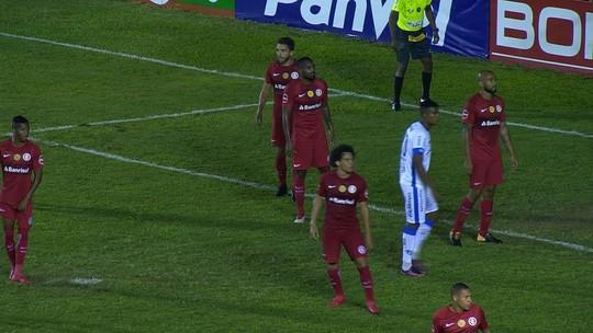 Mistério Gre-Nal: Inter vê chances remotas de contar com Pottker e Damião