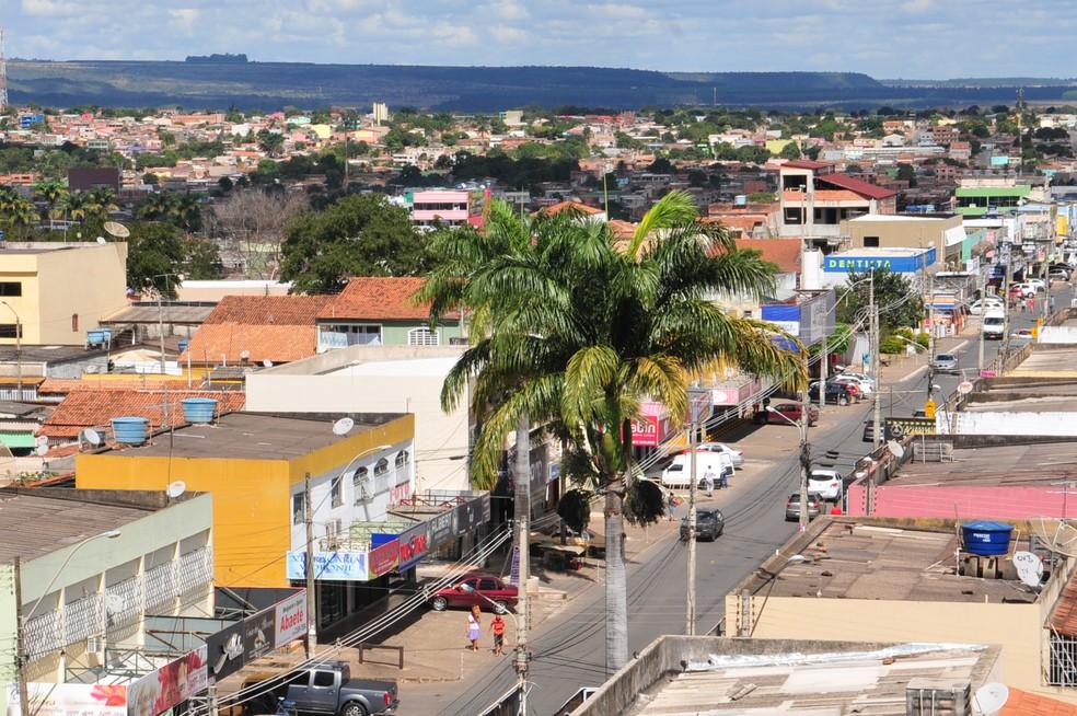 Planaltina é a região administrativa mais antiga do DF, com 158 anos. (Foto: Tony Winston/Agência Brasília  )