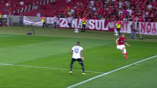 Inter perde Sasha e Edenílson por suspensão; Damião e Uendel viram dúvida