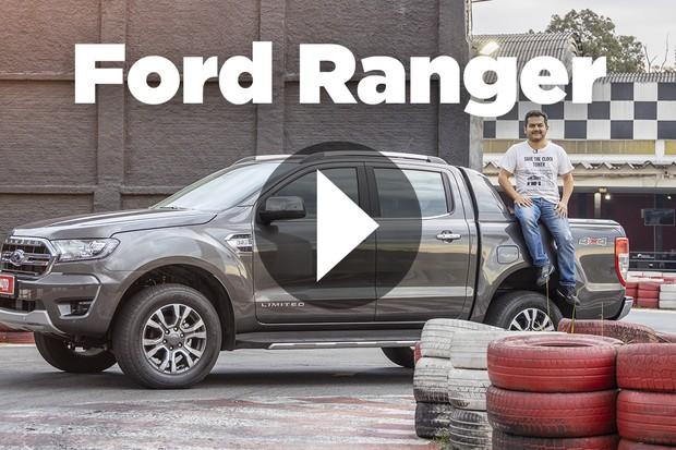 Vídeo Ford Ranger 2020 (Foto: Marcos Camargo / Autoesporte)