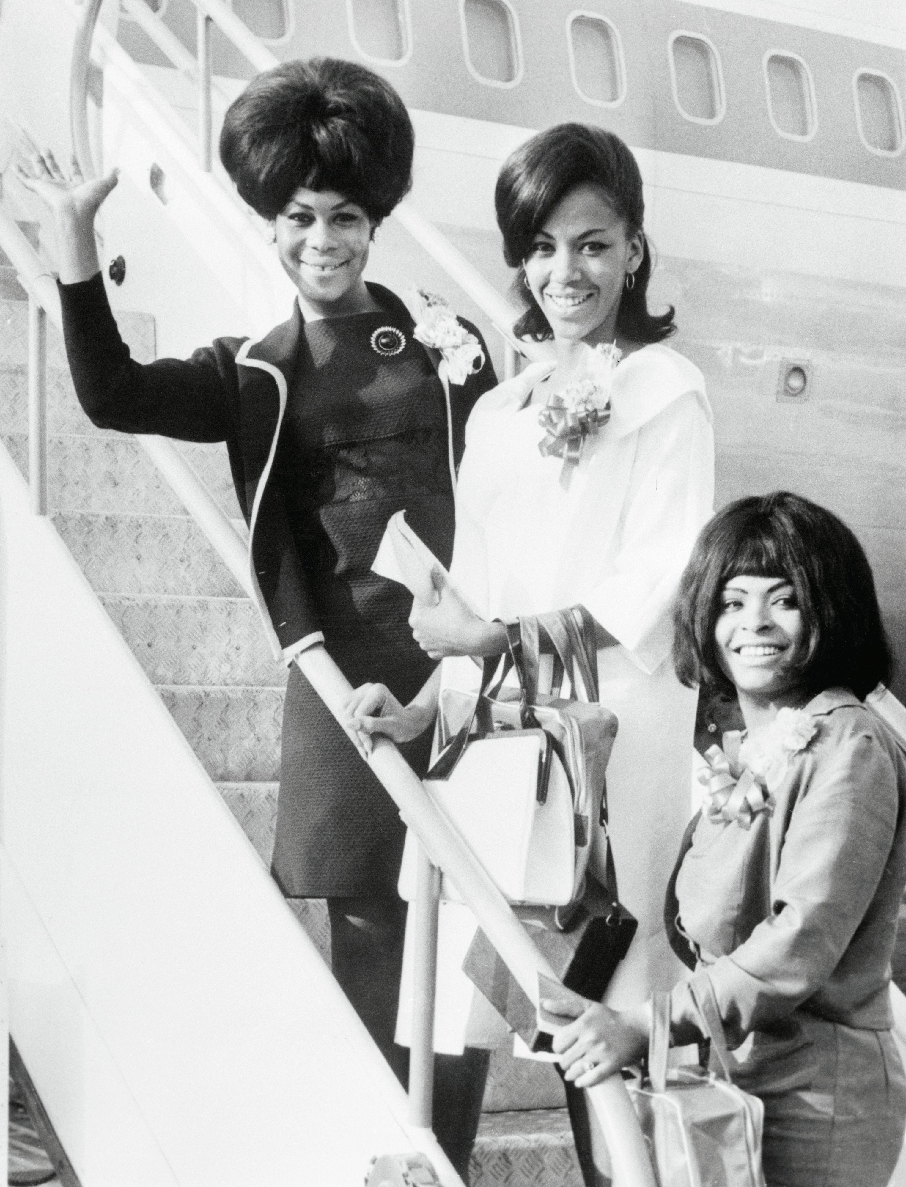 The Marvelettes (Foto: Getty Images )