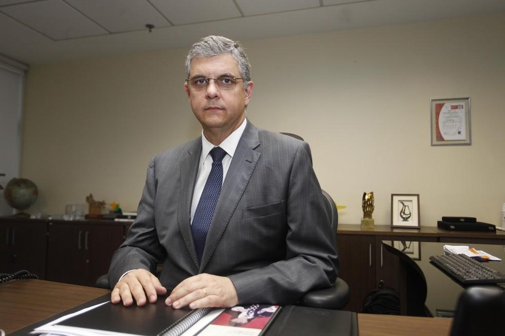 Gustavo Barbosa, secretário de Fazenda de Minas Gerais — Foto: Imprensa/Partido Novo/Divulgação