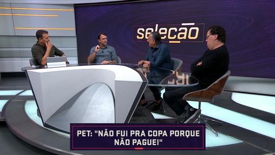 Petkovic conta que não jogou a Copa do Mundo de 1998 porque não pagou