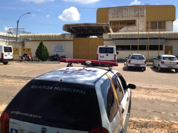 Tumulto começou após uma briga entre um grupo de adolescentes (Foto: André Godinho/ TV Tem Bauru)