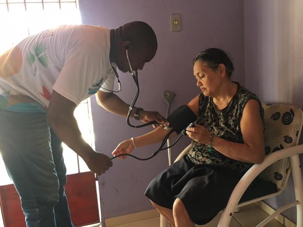 Raymel Kessel trabalhava como médico em Ilha Grande — Foto: Arquivo Pessoal