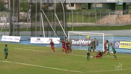 Na bola parada, Ituano derrota o Metropolitano e se recupera na Série D