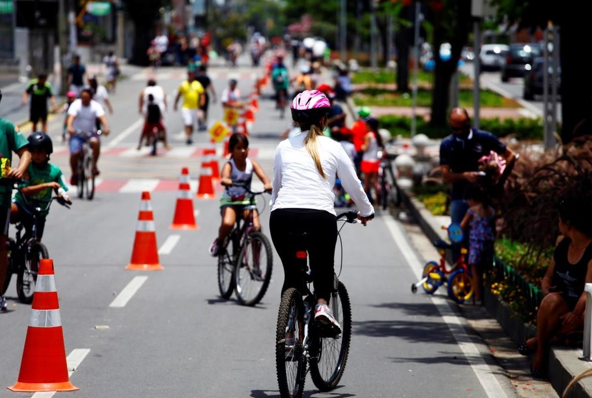 Jogo no Lacerdão altera horário da ciclofaixa e interdita ruas em Caruaru