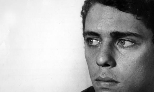 Chico Buarque em imagem de 1969, ano em que se exilou na Itália
