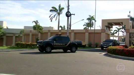 Operação da PF prende irmãos e a mulher de Omar Aziz, senador e ex-governador do AM