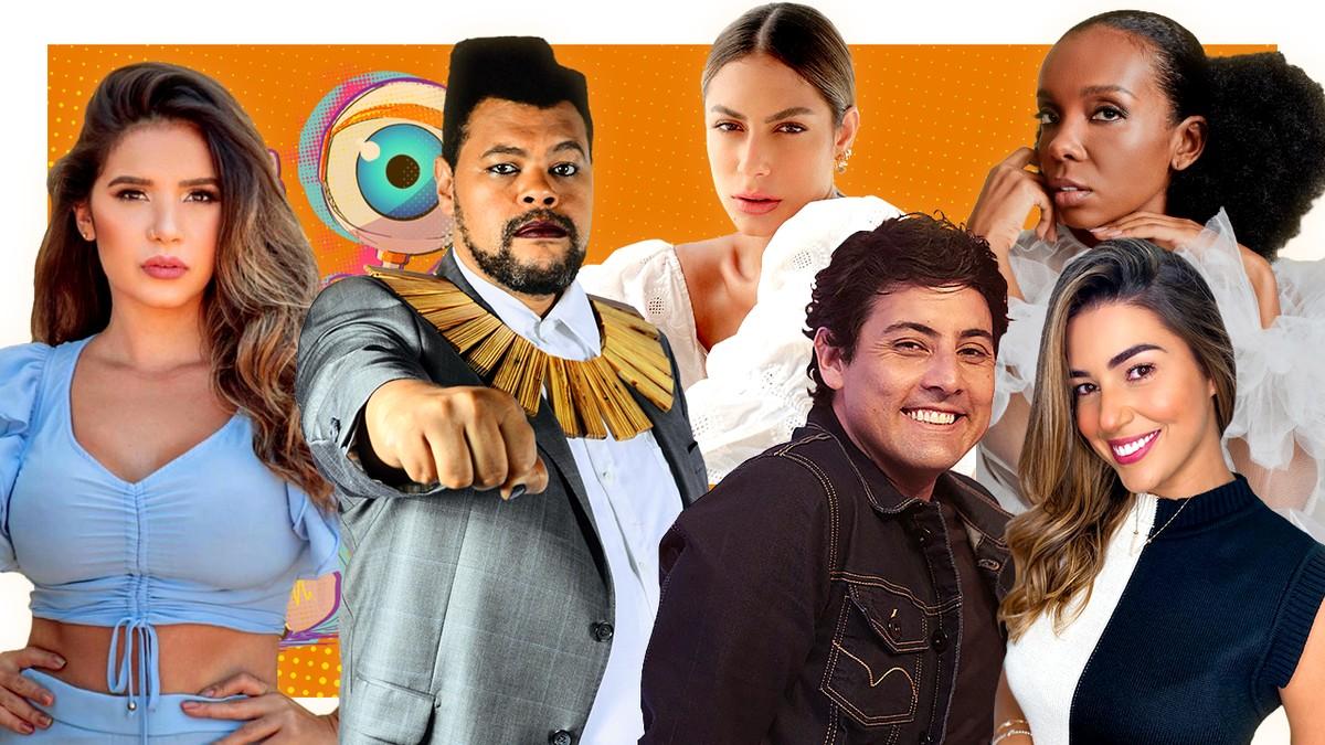 Vivian Amorim e Bruno De Luca aquecem para o Big Brother ...