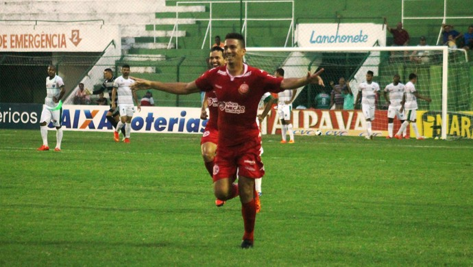 Coruripe x América-RN Copa do Nordeste - Zé Antônio Potiguar (Foto: Canindé Pereira/América FC/ Divulgação)