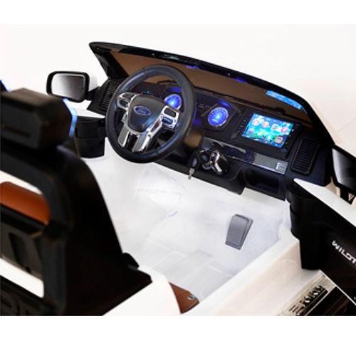 Ford Ranger elétrica interior (Foto: Divulgação)