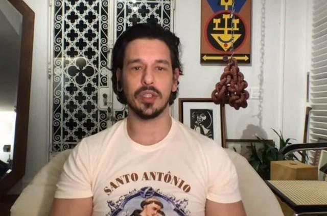 João Vicente de Castro (Foto: Reprodução)