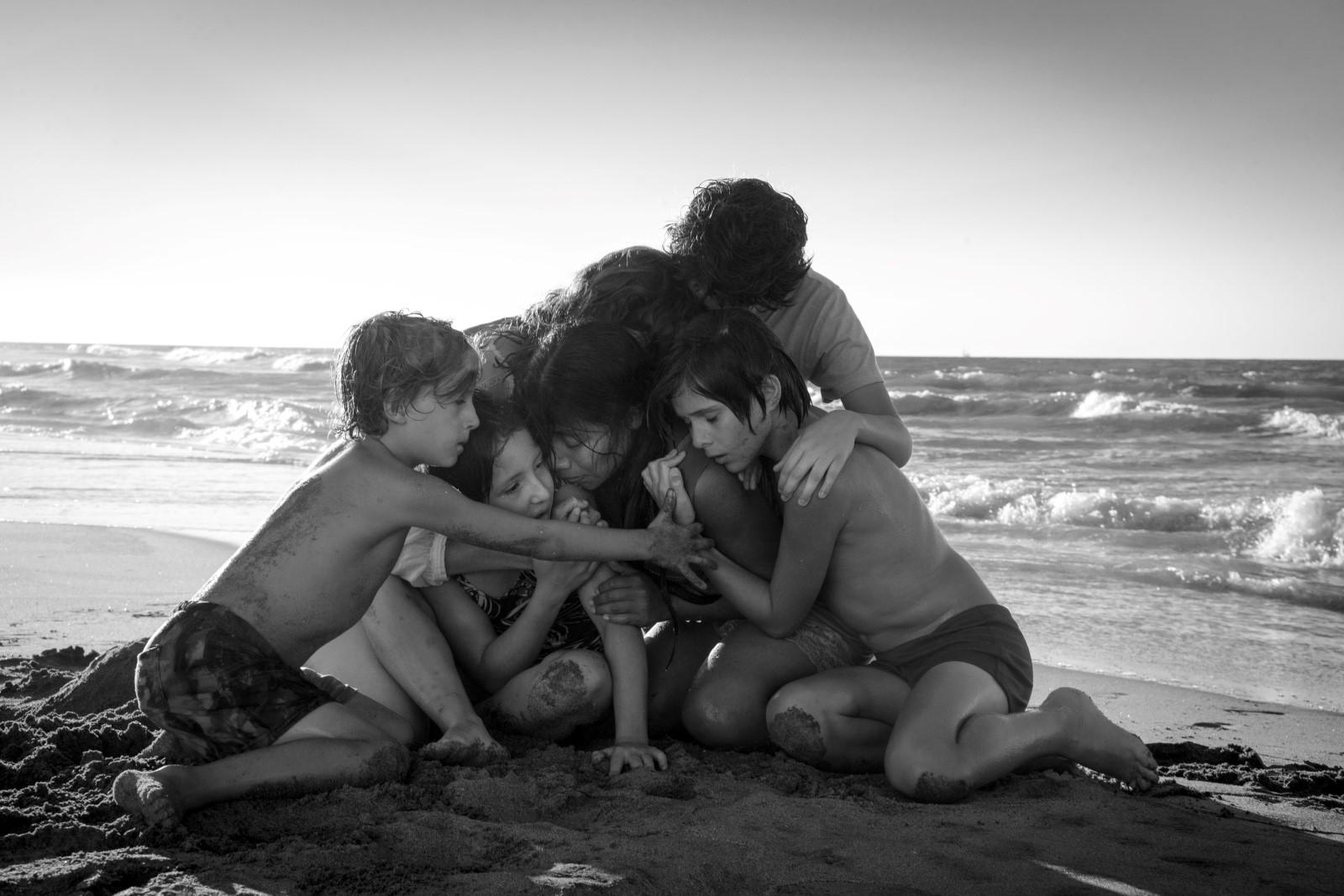 Roma, primeira produção da Netflix a concorrer ao Oscar de Melhor Filme (Foto: Divulgação)