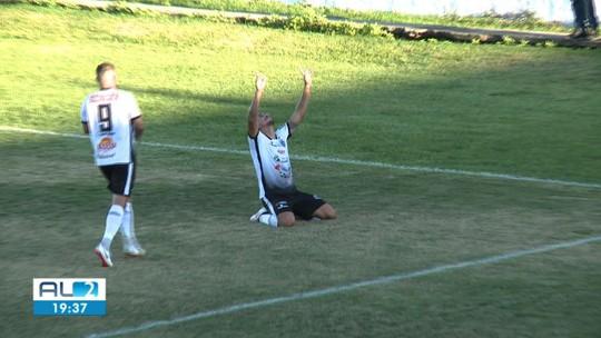 Nedo Xavier aprova atuação do ASA e diz que time mereceu a vitória sobre o Campinense