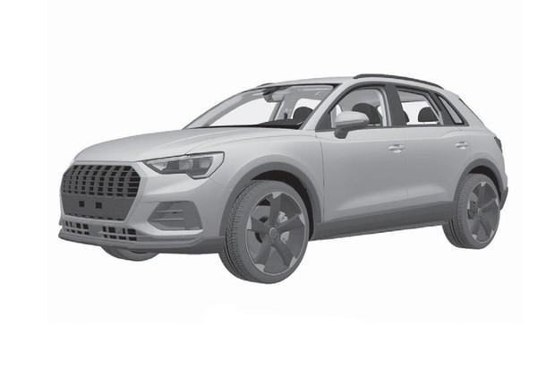 Audi Q3 foi registrado no INPI, mas deve chegar por volta de 2019 ou 2020 (Foto: Divulgação)