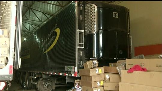Quadrilha especializada em roubo de cargas é presa em Goiás