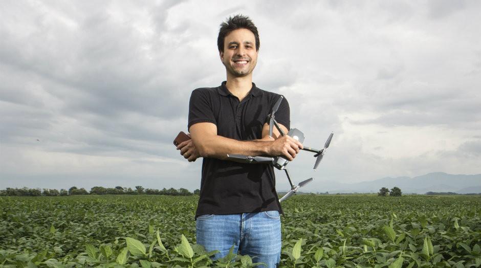 Rafael Coelho, CEO da Agronow (Foto: Divulgação)