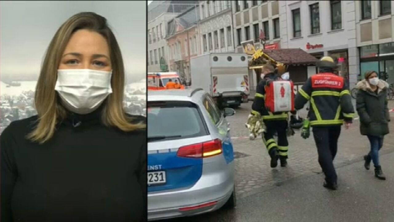 Atropelamento deixa mortos e feridos em Trier, Alemanha