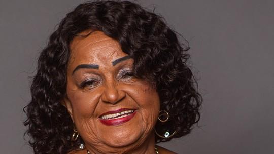 Yeda Maranhão integra a ala de compositores do Salgueiro e já foi indicada ao Grammy Latino