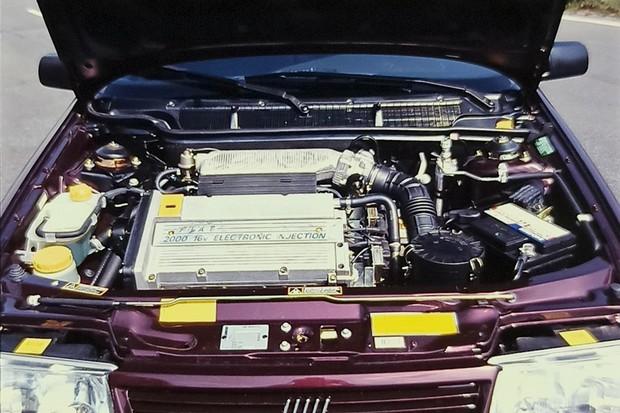 Fiat Tempra  (Foto: Acervo Miau Museu da Imprensa Automotiva)