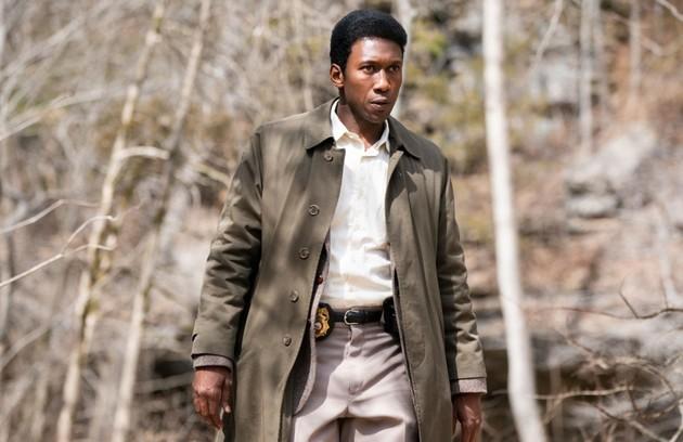 Vencedor do prêmio de melhor ator coadjuvante por 'Green Book - O guia', Mahershala Ali estrelou a terceira temporada de 'True detective'. Ele deu vida ao policial Wayne Hays  (Foto: Divulgação)