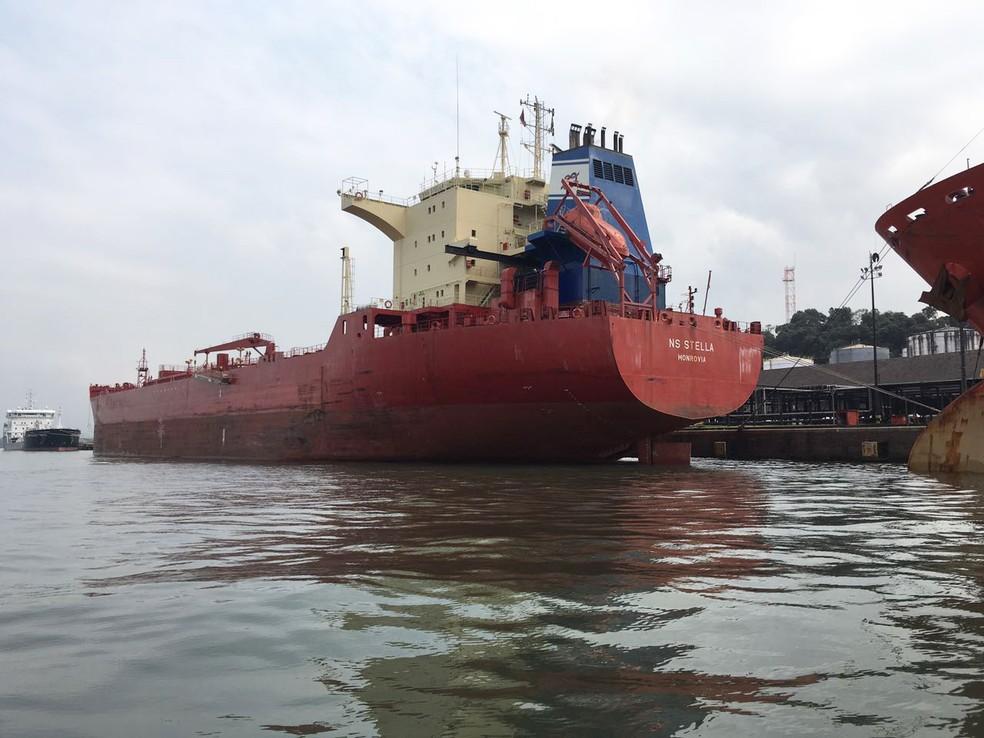 Resultado de imagem para navio NS Stella