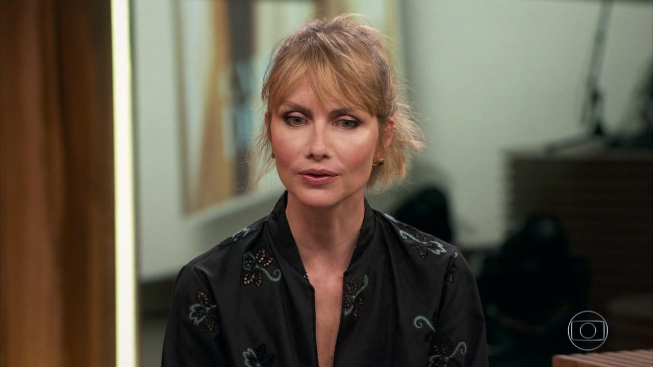 Ana Claudia conta que um dos melhores momentos foi quando estampou a capa da Vogue Itália