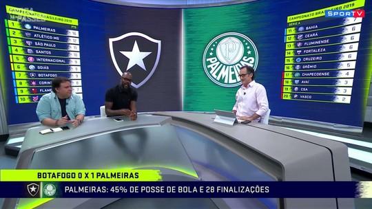"""Rodrigo Rodrigues vê semelhança do Palmeiras com o Corinthians campeão 2017: """"Time espartano"""""""