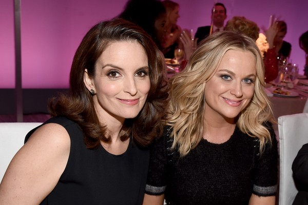 Tina Fey e Amy Poehler (Foto: Getty Images)