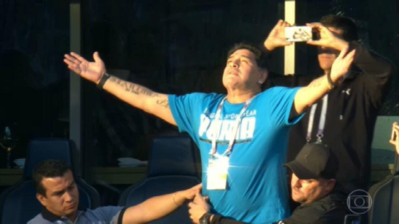 Conheça a trajetória de Diego Maradona, o deus do futebol argentino