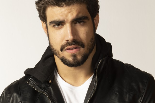 Caio Castro (Foto: Matheus Coutinho)