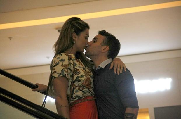 Kelly Key e Mico Freitas (Foto: AgNews)
