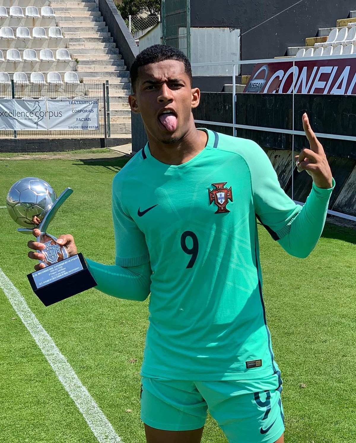 Resultado de imagem para Marcos Paulo Seleção Portuguesa