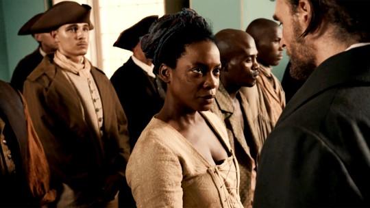 Meu Nome é Liberdade: atores dublam série que estreia na Globo