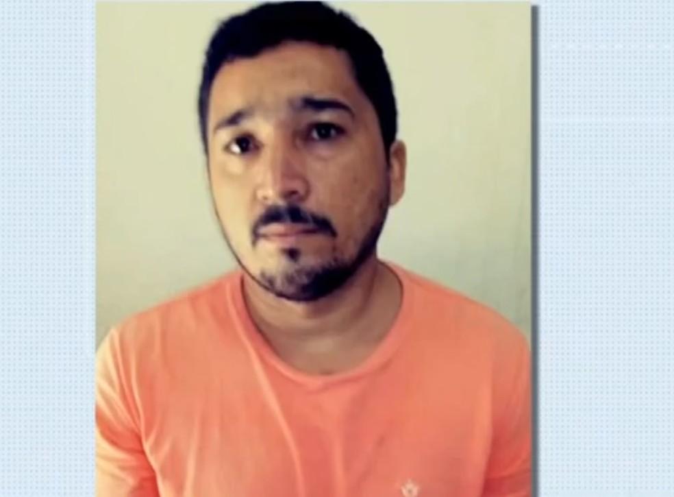 Homem se passa por mulher em aplicativo de paquera para obter nudes, diz polícia — Foto: PCCE/Divulgação