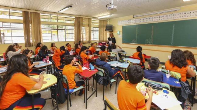 Escola (Foto: Daniel Castellano / SMCS / El País)