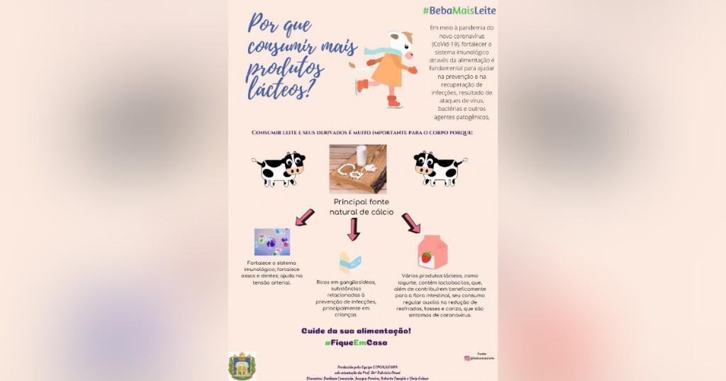 Laboratório da Ufopa cria guia de cuidados com alimentação durante pandemia de coronavírus