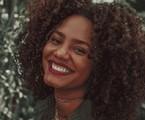 Jessica Ellen fez Camila em 'Amor de mãe'   Reprodução/O Ronald Photos