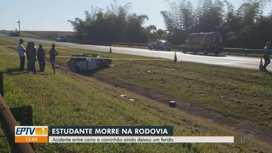 Motorista jogou uísque fora antes de abandonar amigos feridos após colisão em SP, diz testemunha