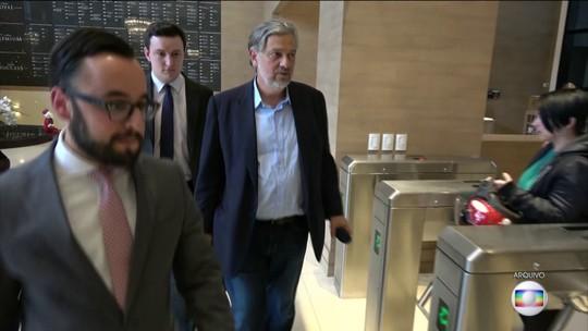 Palocci chega a Brasília para depor sobre fundos de pensão