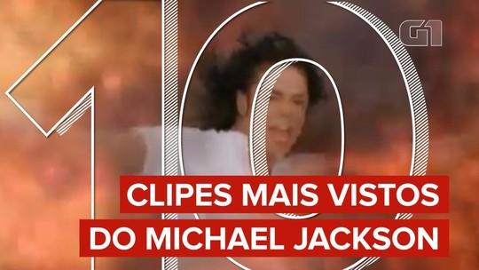 Uma década sem Michael Jackson: veja o top 10 dos clipes