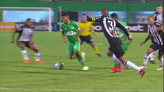 Melhores Momentos de Chapecoense 0 (4) x (3) 0 Atlético-MG pela Copa do Brasil