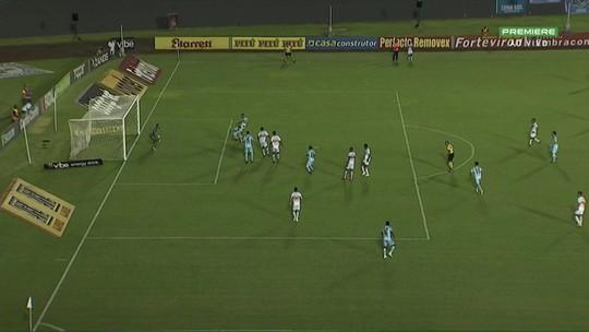 Londrina 1x1 Botafogo-SP: veja os gols e os melhores lances do jogo da 36ª rodada da Série B