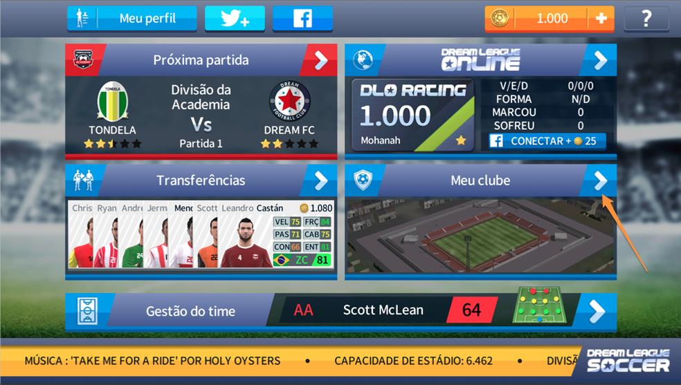 Como fazer o download de logos para o game Dream League