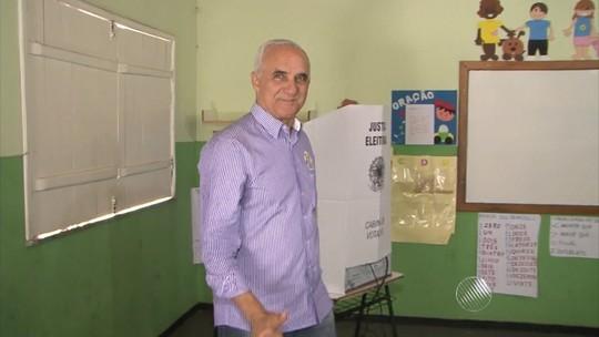 Armando de Souza é eleito prefeito de Macarani, BA, com 67,80% dos votos