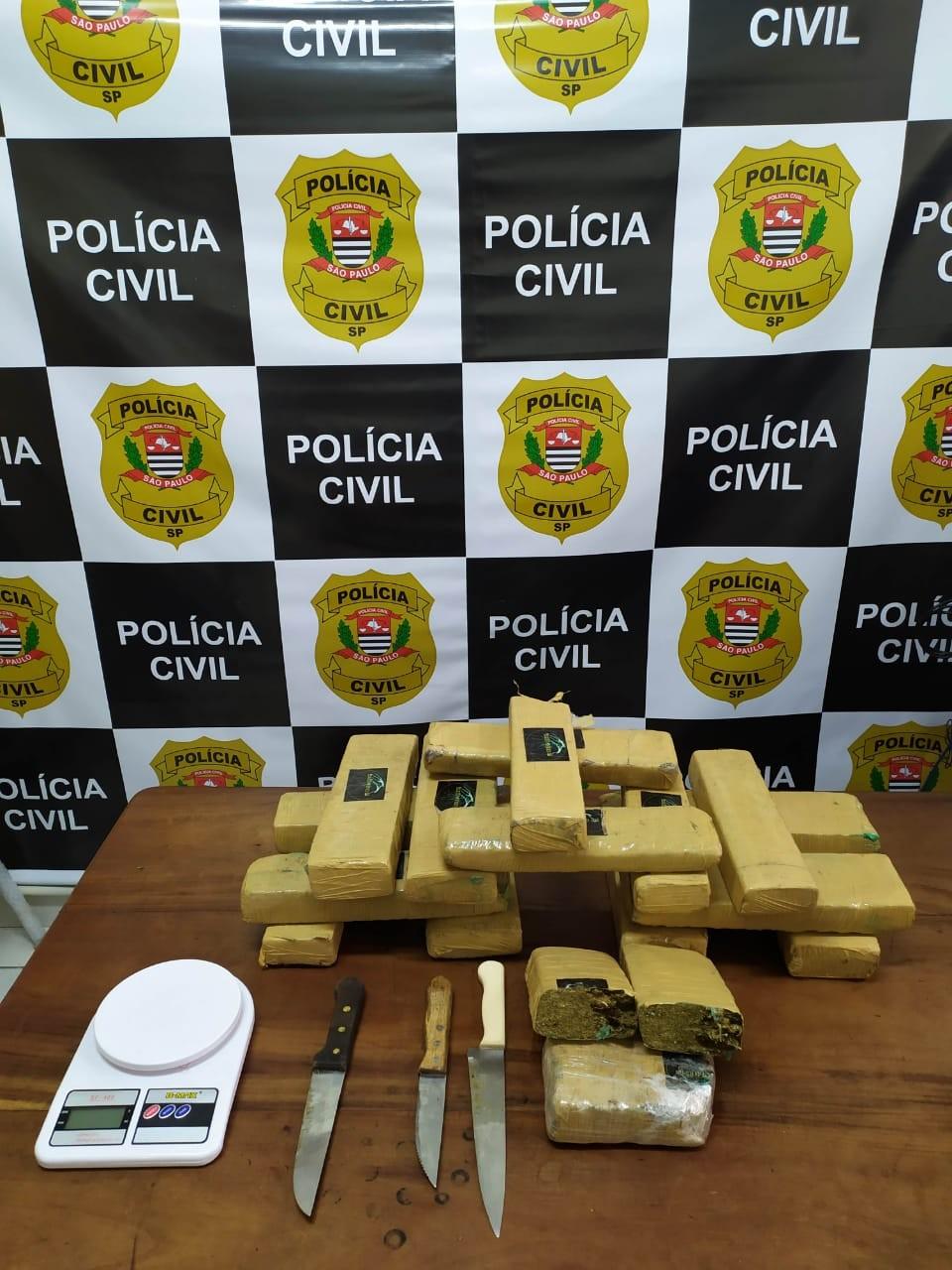 Dono de pousada é preso por tráfico de drogas em Ubatuba, SP