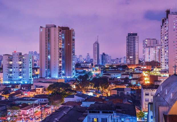 Imóveis, Vista de prédios e casas na cidade de São Paulo (Foto: Pexels)